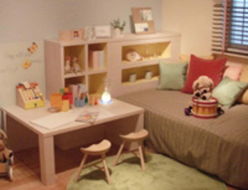 春は子ども部屋の模様替えシーズンです。上手に配置換えできるよう準備しましょう。