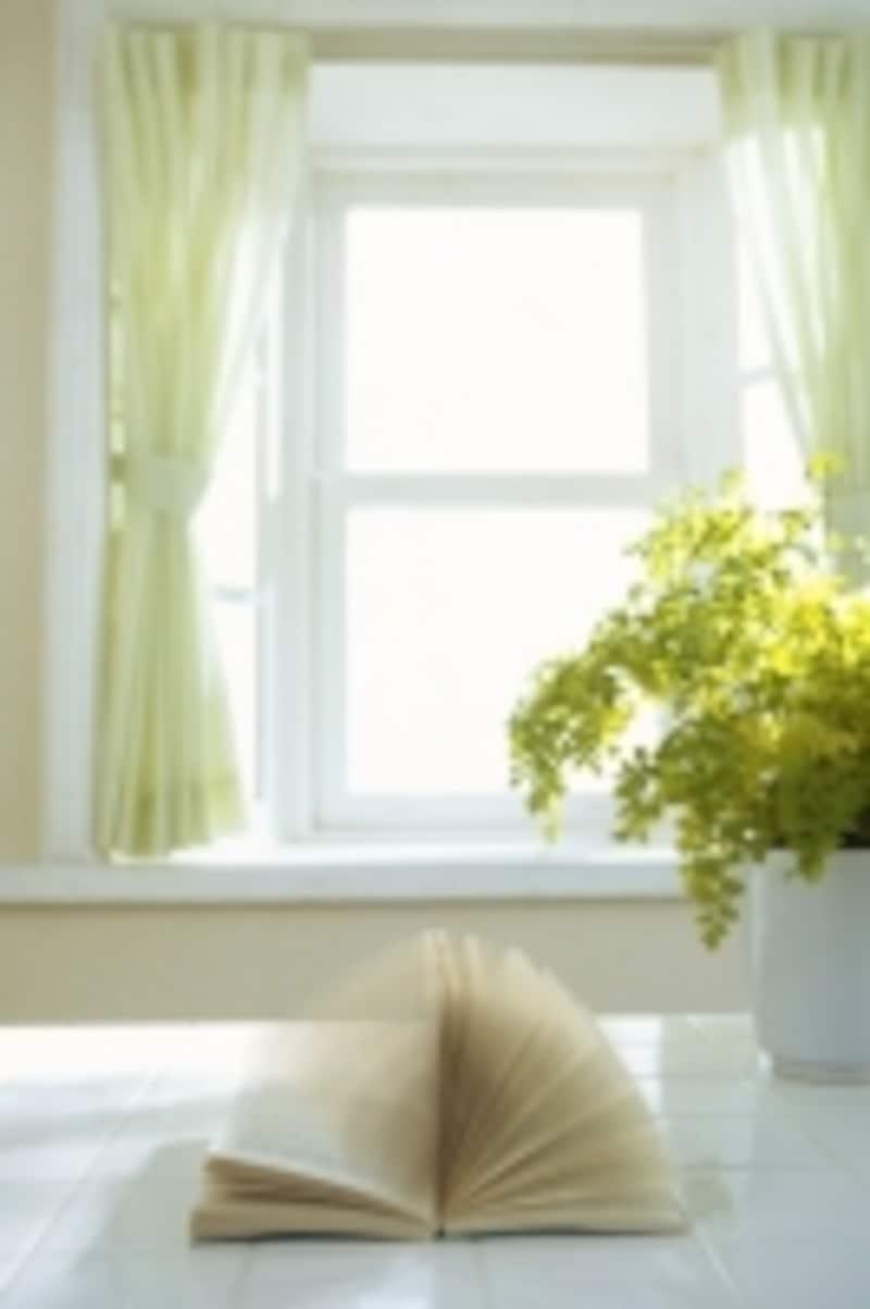 新しい家で始まる新生活。健康のために日々の換気が大切です