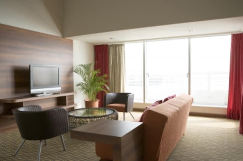 真冬でも断熱のしっかりしているマンションでは快適に暮らせます。