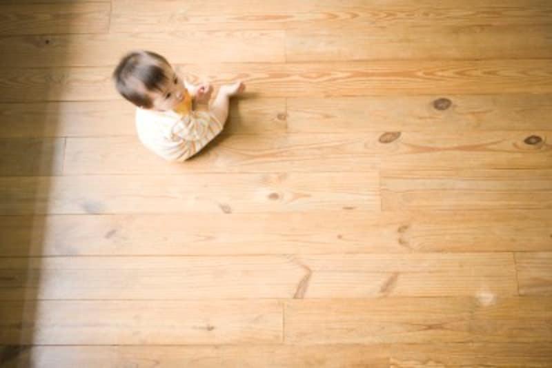フローリングは人気の床材。変更することはできるでしょうか?