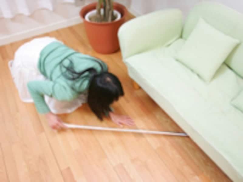 掃除のしやすい間取りを伝授いたします!