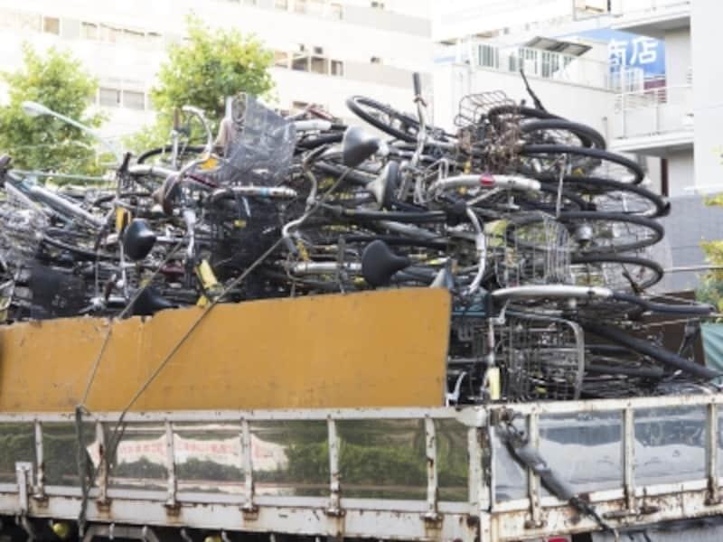 放置自転車や落書き、ゴミの不法投棄などが多い地域は犯罪も多いと言われている