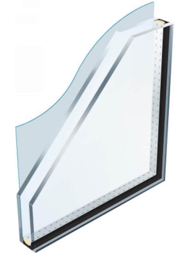 [Low-E複層ガラス 遮熱タイプ YKKAP