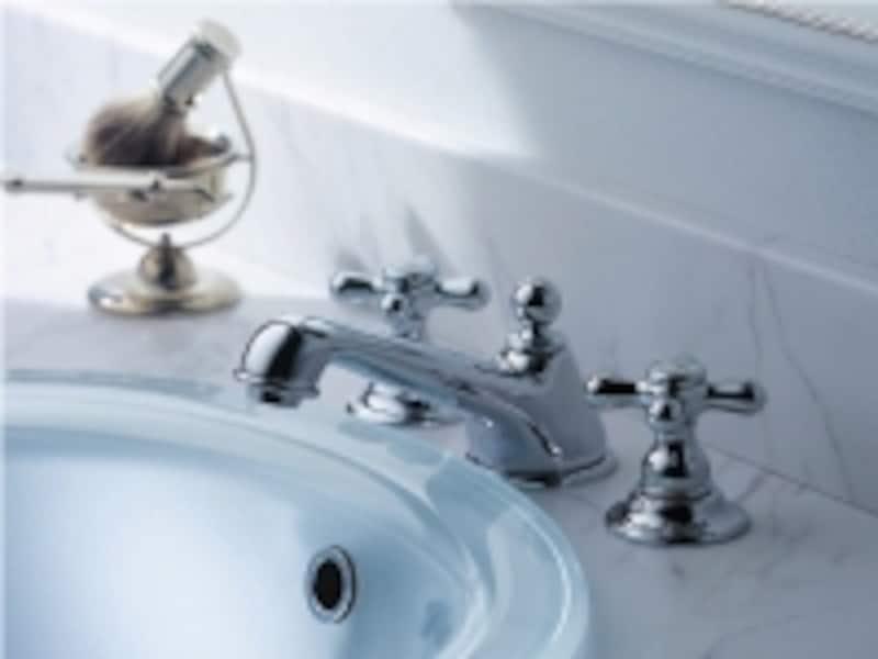 クラシカルなデザインが空間のアクセントに。湯水混合水栓undefined[ELSAundefinedエルザ]undefinedundefinedセラトレーディングhttp://www.cera.co.jp/