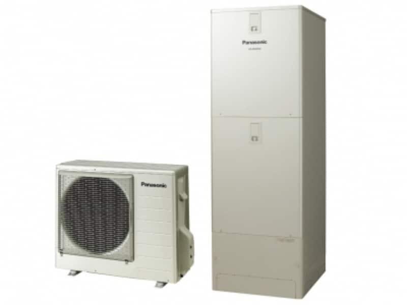 多様化する電気料金プランへ対応するとともに、よく使う機能に絞った「シンプル画面」を搭載し、さらに使いやすくなったリモコンも。[家庭用自然冷媒(CO2)ヒートポンプ給湯機「エコキュート」JPシリーズ]undefinedパナソニックエコソリューションズundefinedhttp://sumai.panasonic.jp/