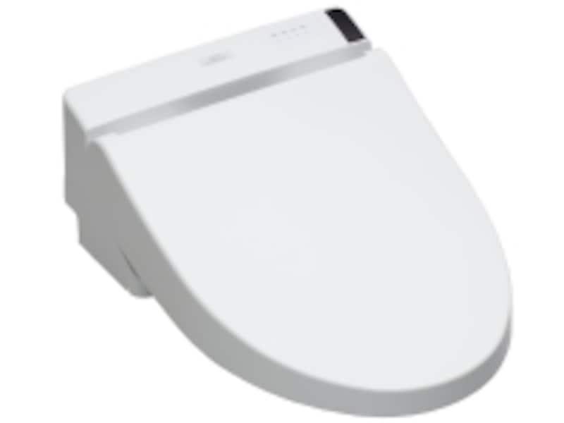 便座に座ると水道水のミストを便器ボウル面に自動で吹き付けることで、汚れが付きにくく、落としやすい。防汚性の高い樹脂を便座に採用。[新undefinedウォシュレットS]undefinedTOTOundefinedhttp://www.toto.co.jp/