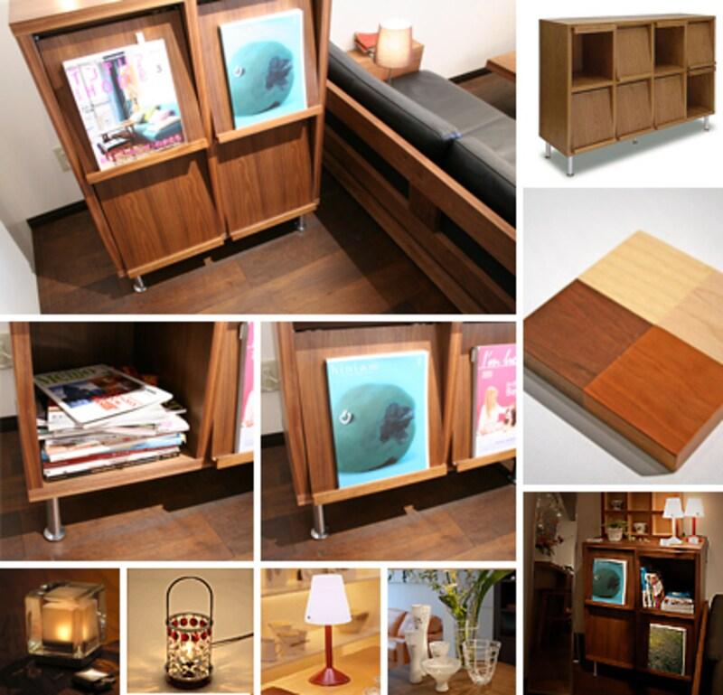 Bancroft book shelf(バンクロフト ブックシェルフ)