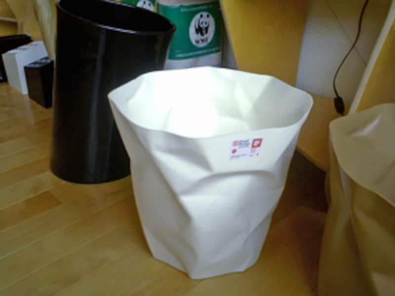 秀逸デザインのゴミ箱