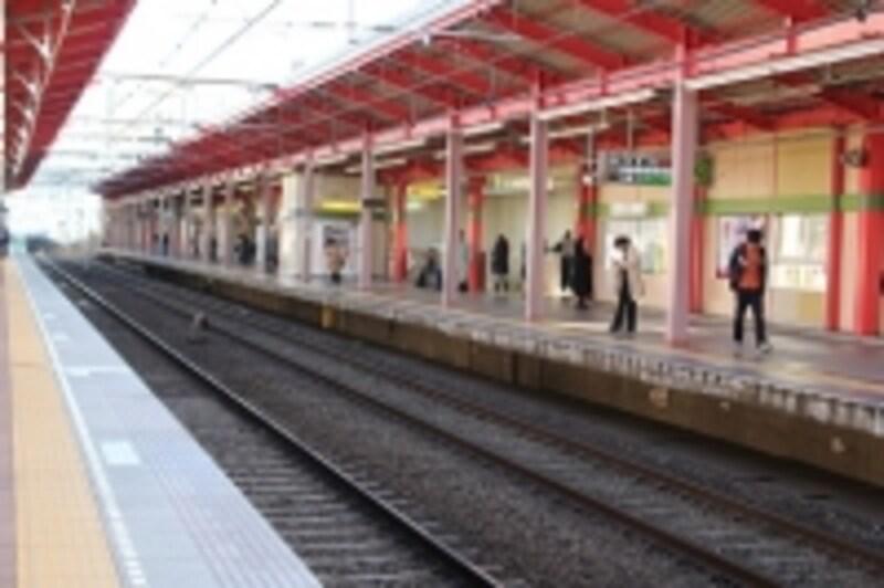 最寄り駅から所有する土地までの距離もマーケティング上は重要である。