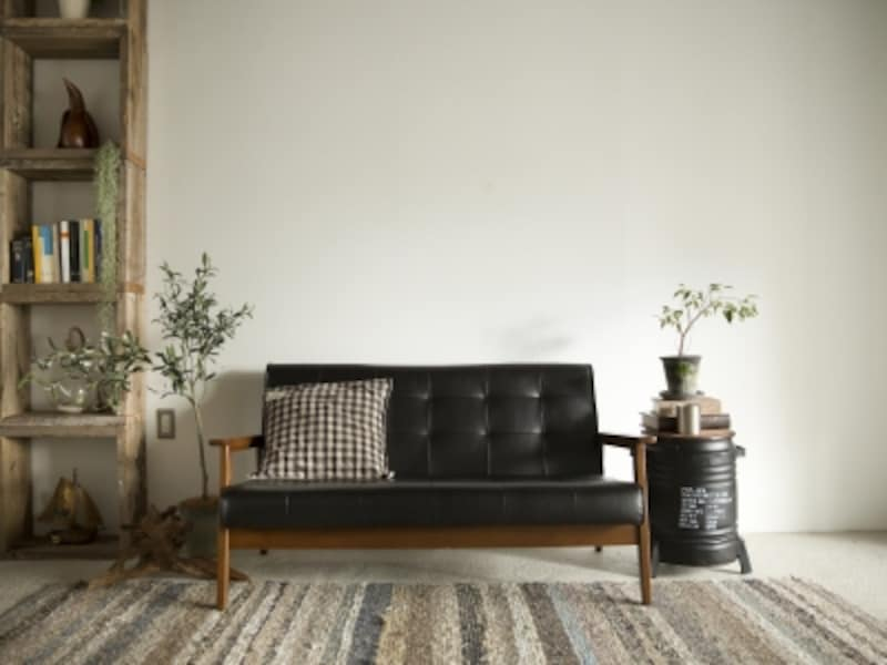 狭い部屋を広く見せるコツ