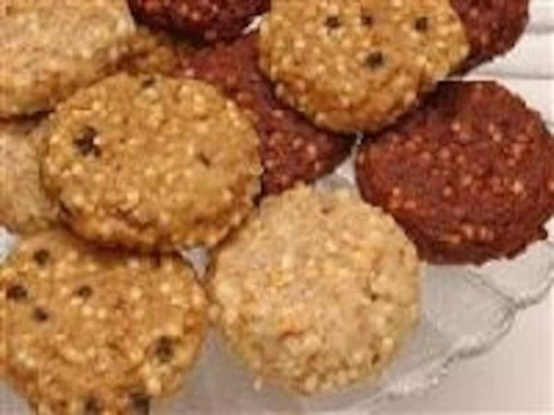 オリジナルクッキーで痩せ効果アップ!