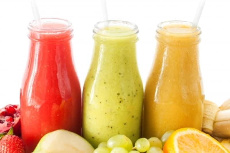 野菜ジュースとヨーグルトで断食!