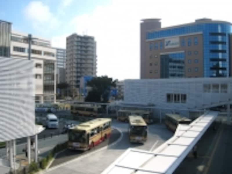 駅北口既存市街地