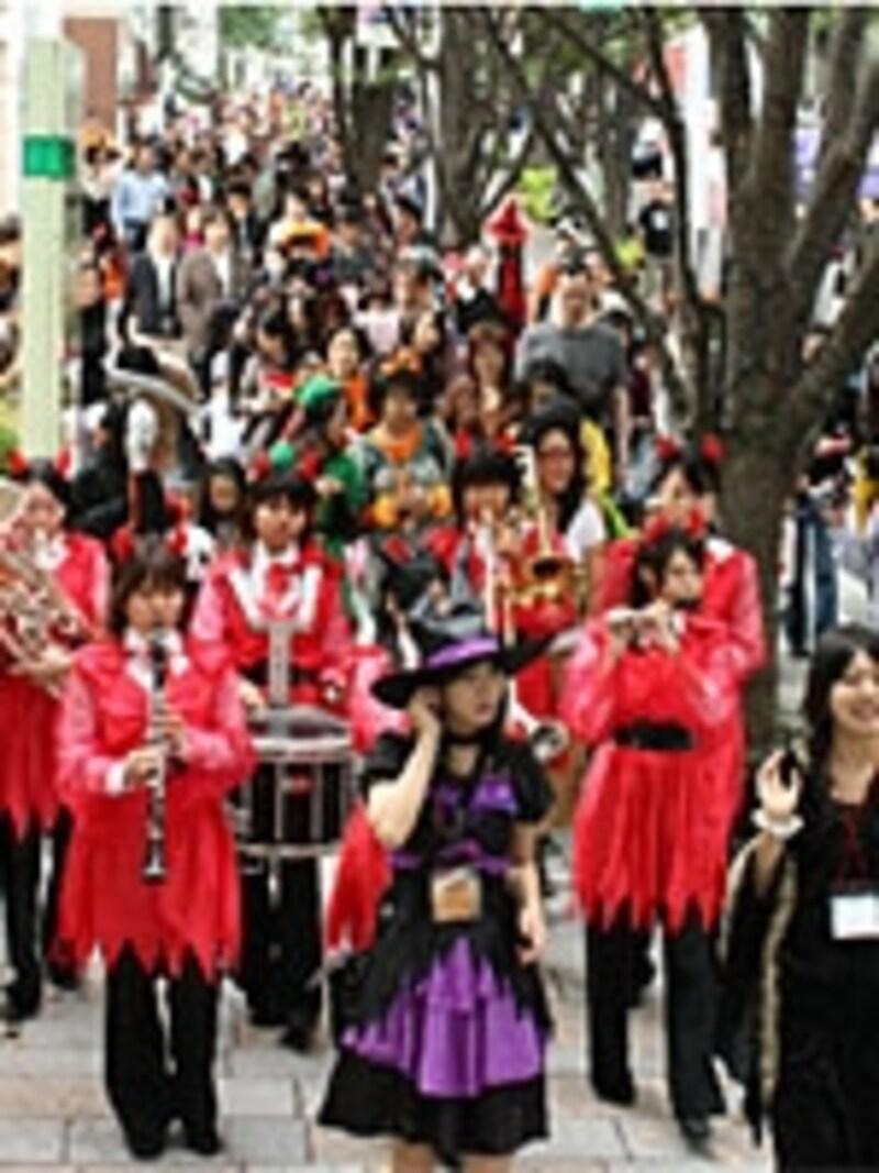 ハロウィンパレード(六本木ヒルズ)
