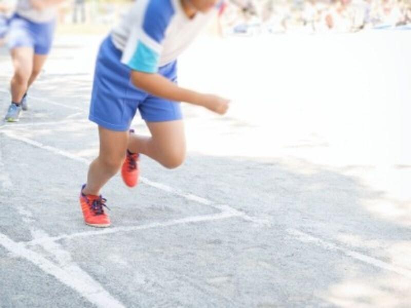 運動会のかけっこ練習!足が速くなる方法とは