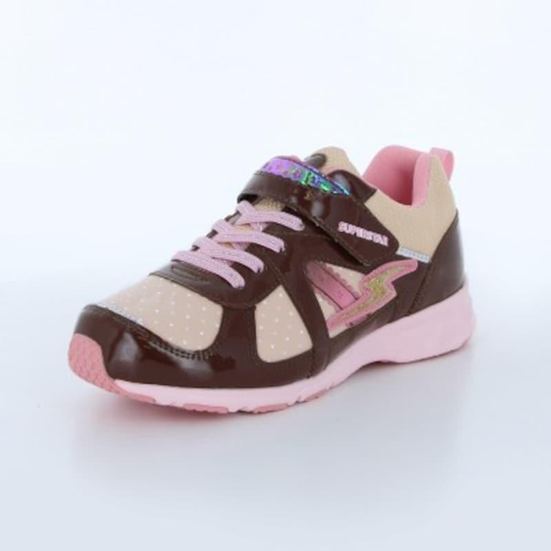 スーパースター子供靴SSJ853は、運動会のかけっこにおすすめ