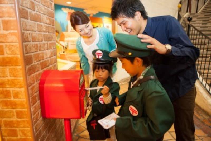 子どものお仕事体験・職業体験施設 キッズプラザ大阪