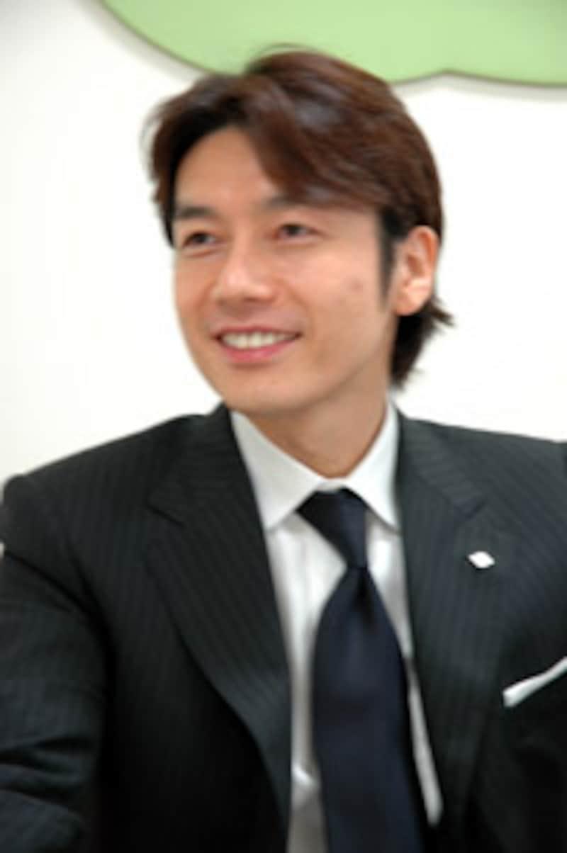 熊谷正寿氏
