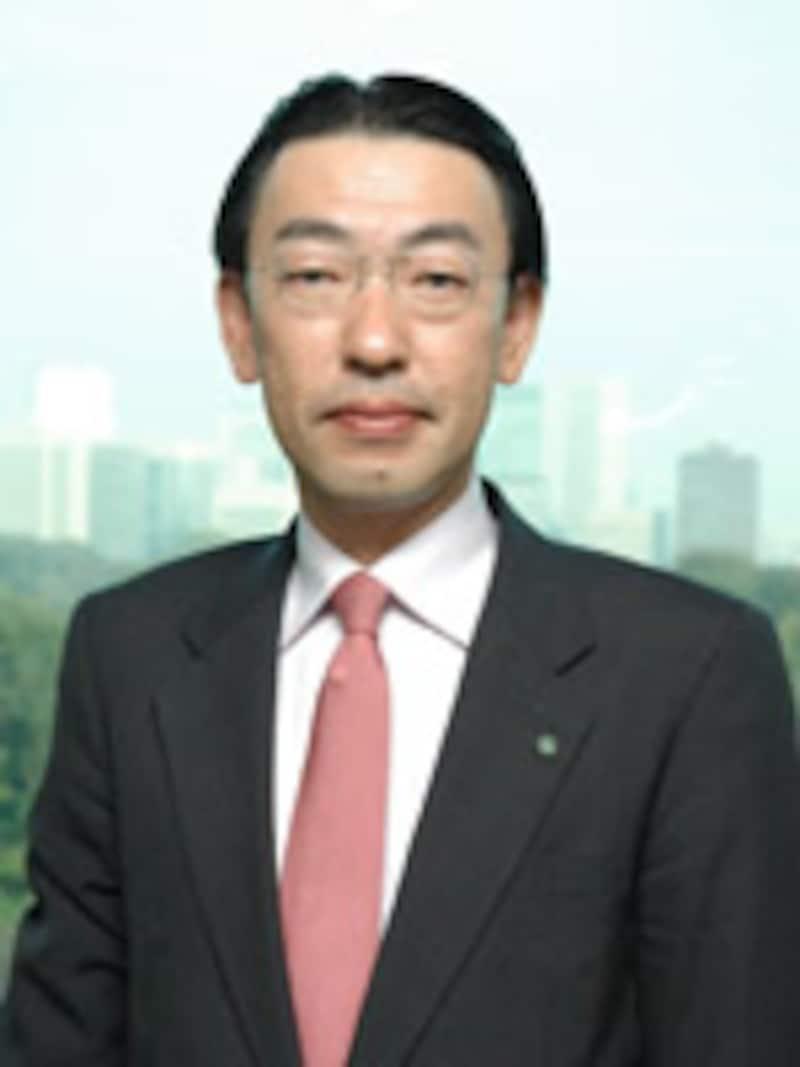 松井道夫社長