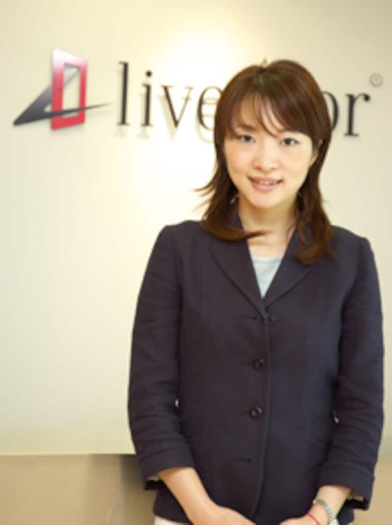 乙部 綾子さん 株式会社ライブドア メディア事業部 広報宣伝グループ アシスタントマネージャー