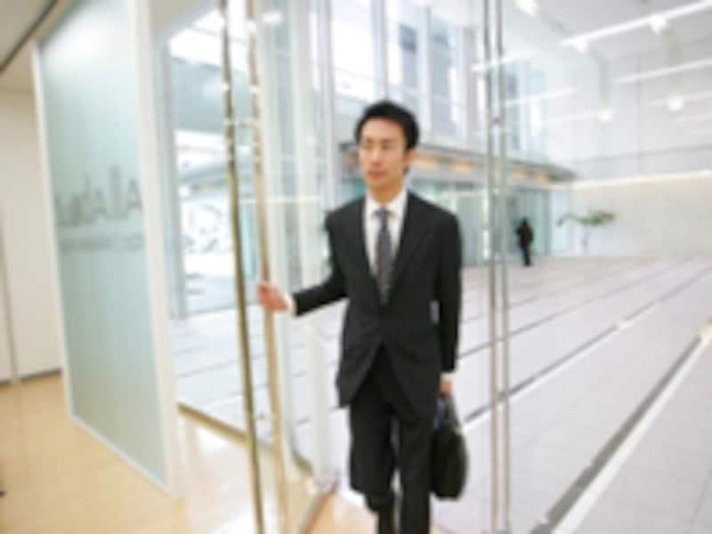 若手ビジネスパーソンの転職が増えている