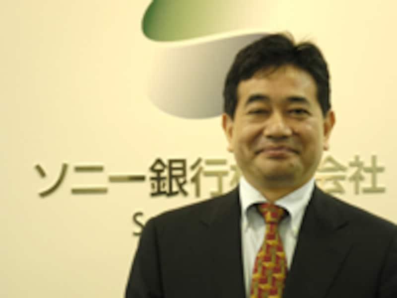 ソニー銀行 石井 茂