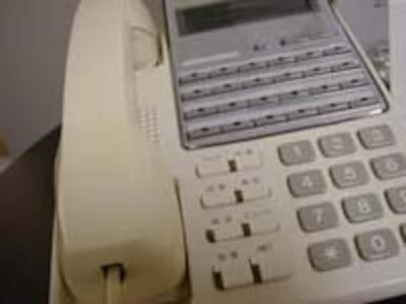 電話ってこわい?