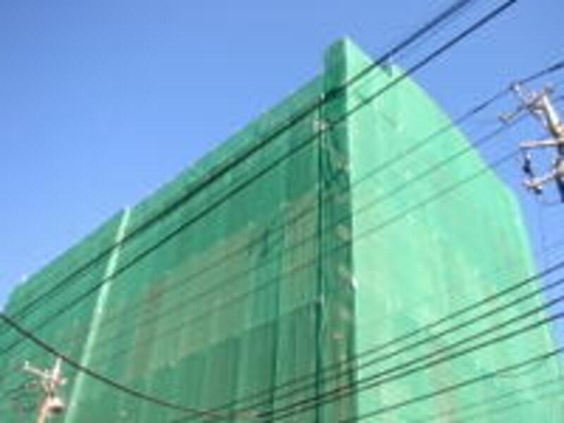 マンションは工事中の段階で期分け販売されるケースが多い