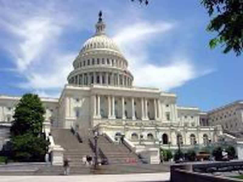 アメリカの議事堂