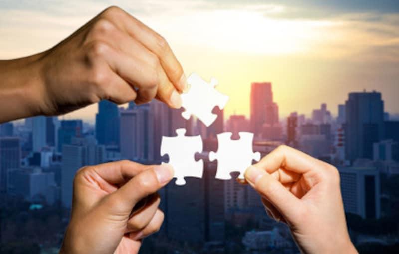 M&A,合併,違い,企業,買収,TOB,再編,リストラ,株式,投資
