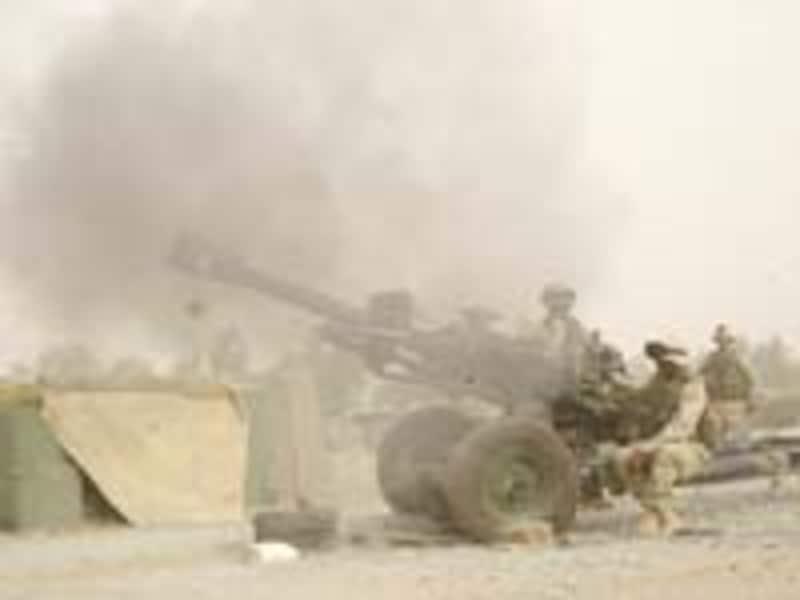 アフガン軍事攻撃