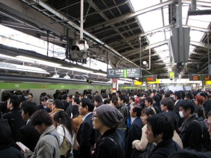 通勤,電車,混雑率,首都圏,地下鉄,私鉄,JR,通勤ラッシュ