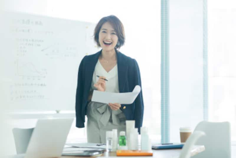 女性の転職、適職診断で簡単チェック