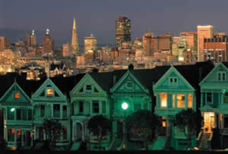 サンフランシスコのここが魅力!