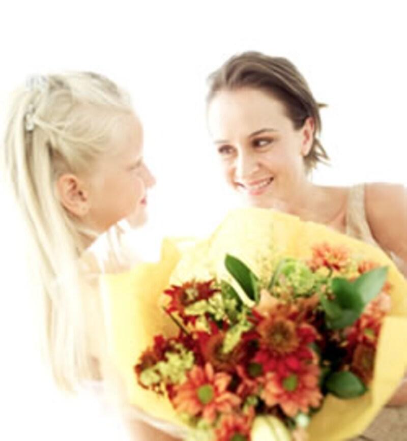 5月の第二日曜日が「母の日」