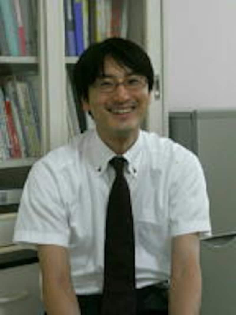 田地陽一さん