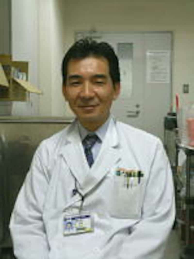 東京慈恵会医科大学附属病院栄養部 管理栄養士 濱裕宣さん