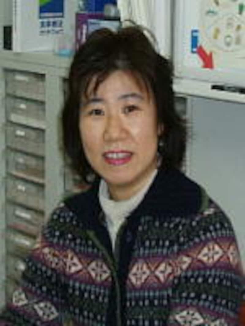 渡邊里佳さん