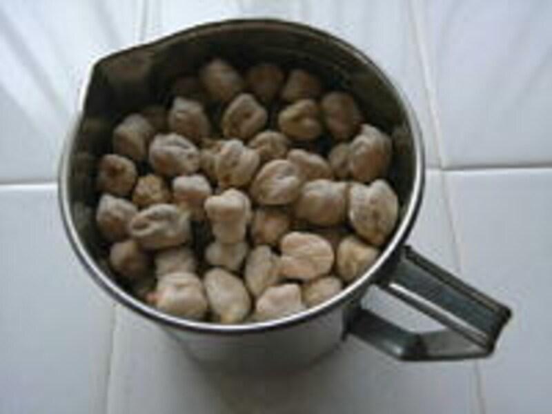 ひよこ豆乾物