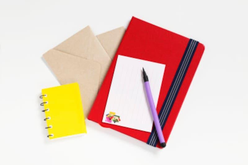 筆ペンの練習:正しい持ち方