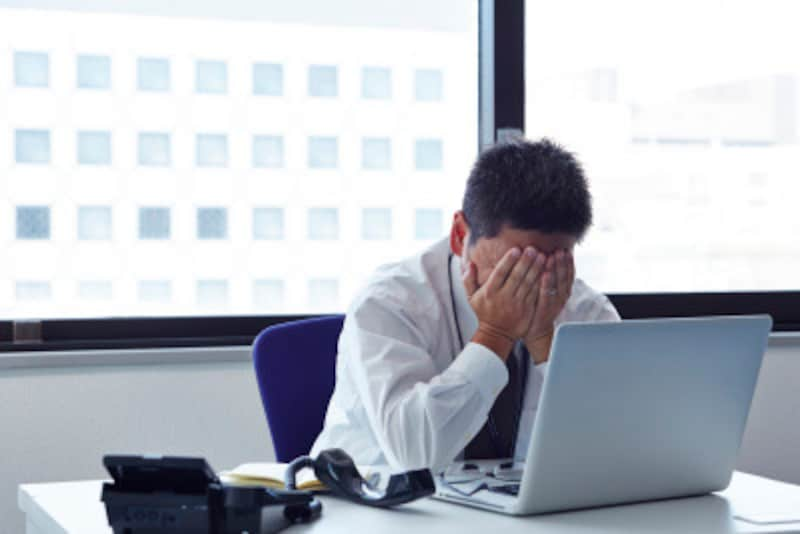 『泣く』という行為自体は、人が生きていくうえで必要なもの。でも、それがオフィスで、となると、ちょっと事情がかわってきます。