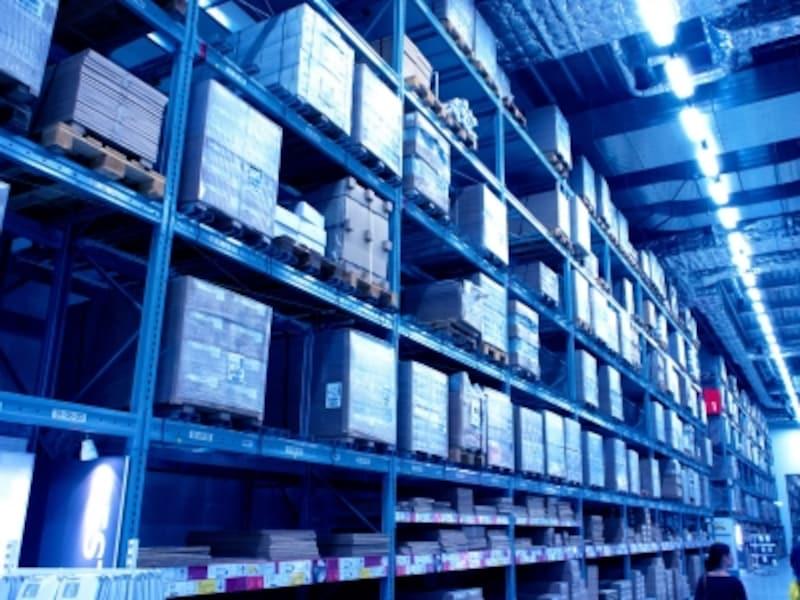 棚卸頻度、バーコード管理などで在庫精度を上げる