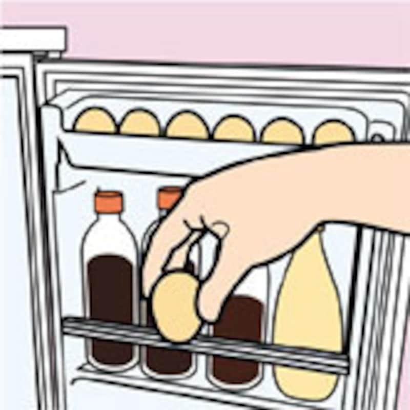 冷蔵庫に入ったままの食品はありませんか