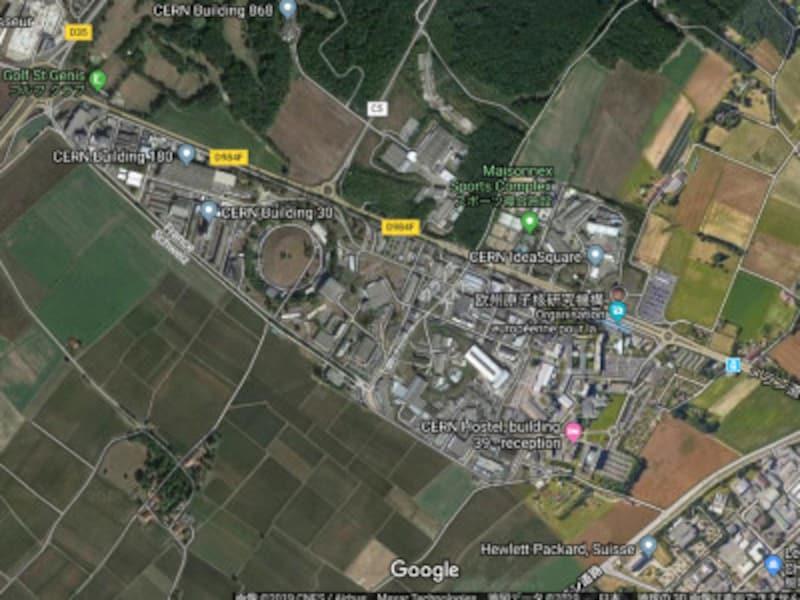 ホームページ(WWW)が誕生したCERN