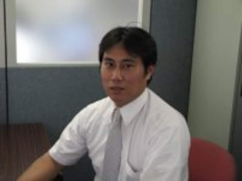 IT経営キャラバン隊事務局・那波幸光さん