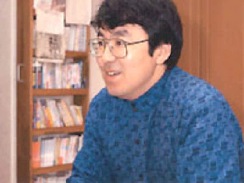 天才工場代表、吉田浩さん