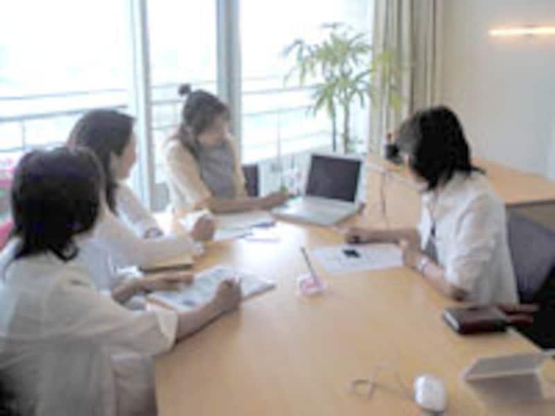 SOHOグループ作業