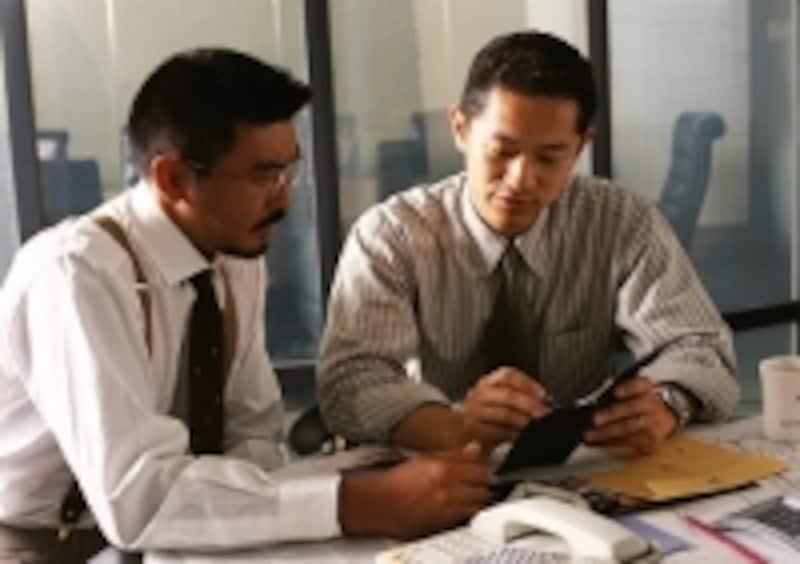 会話から部下の自立性を育てることができる