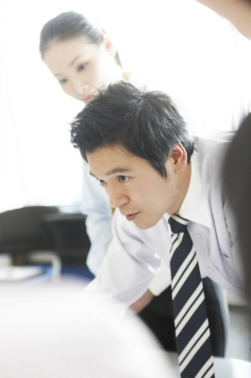 戦略系、IT系など各プレイヤーは専門領域を持っている