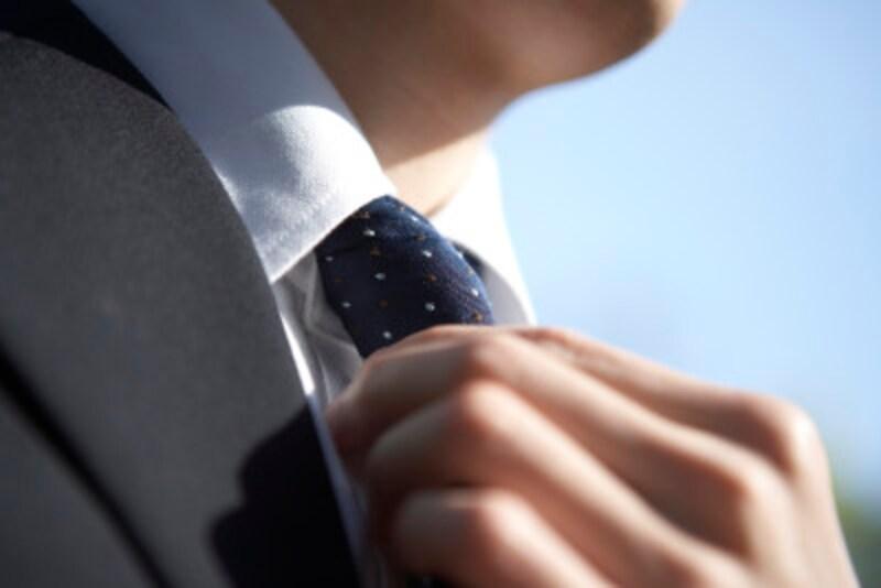 特にネクタイは注意。自分が似合わないと思ったものこそ、似合うことが多いぞ